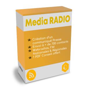 Promotion radio promotion radio musicale