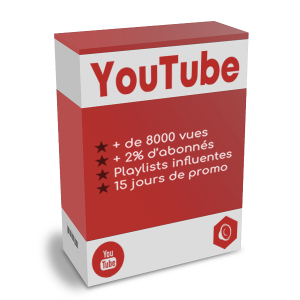 Promo Youtube promotion musicale