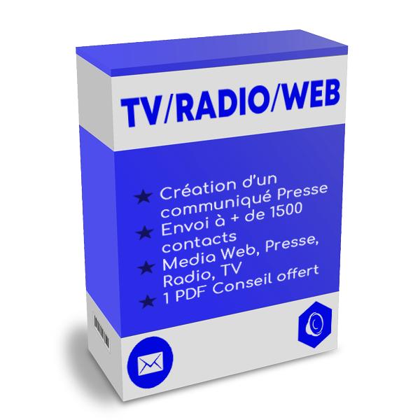 Promotion TV promotion médiatique musique
