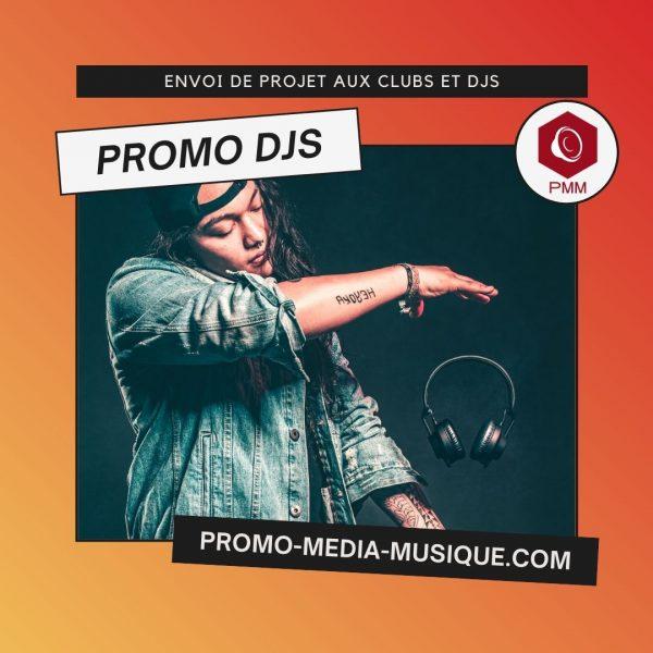 Promotion Club DJS