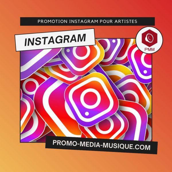 Promotion Instagram promo insta artistes rap