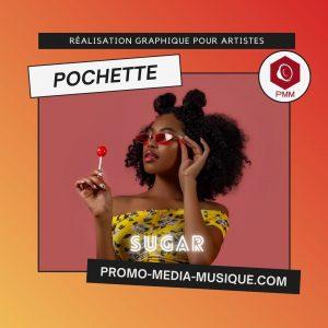 Pochette Album/Single -réalisation-graphique-artistes-musique-artwork-cover musicale